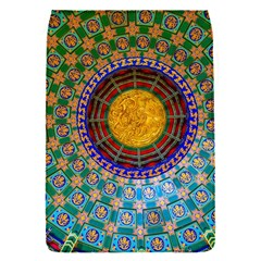 Temple Abstract Ceiling Chinese Flap Covers (s)