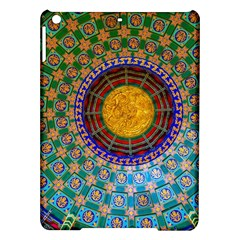 Temple Abstract Ceiling Chinese iPad Air Hardshell Cases