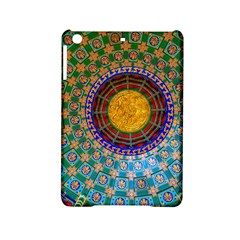Temple Abstract Ceiling Chinese Ipad Mini 2 Hardshell Cases