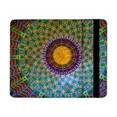 Temple Abstract Ceiling Chinese Samsung Galaxy Tab Pro 8.4  Flip Case