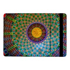 Temple Abstract Ceiling Chinese Samsung Galaxy Tab Pro 10 1  Flip Case