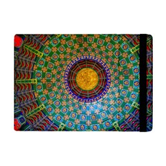 Temple Abstract Ceiling Chinese Ipad Mini 2 Flip Cases