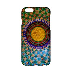 Temple Abstract Ceiling Chinese Apple Iphone 6/6s Hardshell Case