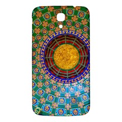 Temple Abstract Ceiling Chinese Samsung Galaxy Mega I9200 Hardshell Back Case