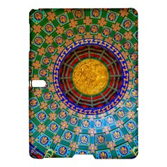 Temple Abstract Ceiling Chinese Samsung Galaxy Tab S (10.5 ) Hardshell Case