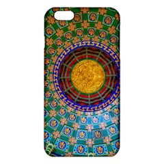 Temple Abstract Ceiling Chinese iPhone 6 Plus/6S Plus TPU Case