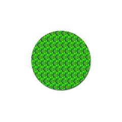 Abstract Art Circles Swirls Stars Golf Ball Marker (10 Pack)