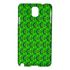 Abstract Art Circles Swirls Stars Samsung Galaxy Note 3 N9005 Hardshell Case