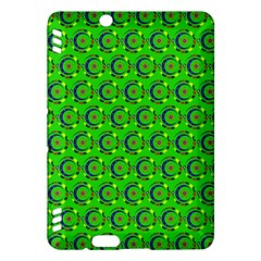 Abstract Art Circles Swirls Stars Kindle Fire Hdx Hardshell Case