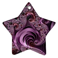 Abstract Art Fractal Art Fractal Ornament (star)