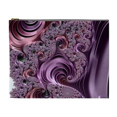 Abstract Art Fractal Art Fractal Cosmetic Bag (XL)