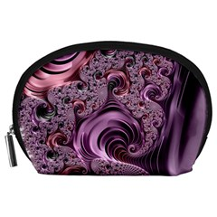 Abstract Art Fractal Art Fractal Accessory Pouches (large)