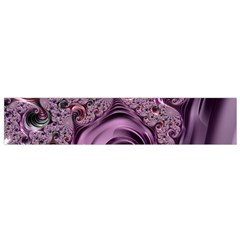 Abstract Art Fractal Art Fractal Flano Scarf (Small)