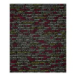 Full Frame Shot Of Abstract Pattern Shower Curtain 60  x 72  (Medium)  54.25 x65.71 Curtain