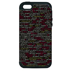 Full Frame Shot Of Abstract Pattern Apple iPhone 5 Hardshell Case (PC+Silicone)
