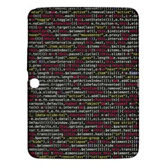 Full Frame Shot Of Abstract Pattern Samsung Galaxy Tab 3 (10 1 ) P5200 Hardshell Case