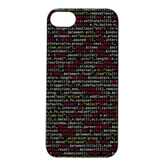 Full Frame Shot Of Abstract Pattern Apple iPhone 5S/ SE Hardshell Case