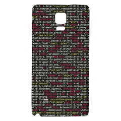 Full Frame Shot Of Abstract Pattern Galaxy Note 4 Back Case