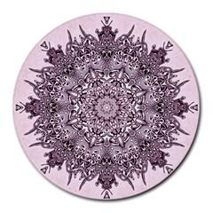 Sacred Art Shaman Shamanism Round Mousepads