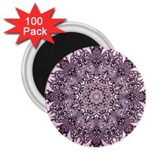 Sacred Art Shaman Shamanism 2 25  Magnets (100 Pack)