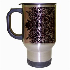 Sacred Art Shaman Shamanism Travel Mug (silver Gray)