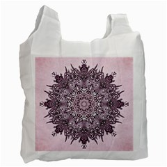 Sacred Art Shaman Shamanism Recycle Bag (two Side)
