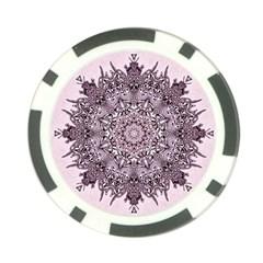 Sacred Art Shaman Shamanism Poker Chip Card Guard (10 pack)