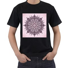 Sacred Art Shaman Shamanism Men s T Shirt (black)