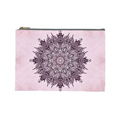 Sacred Art Shaman Shamanism Cosmetic Bag (large)