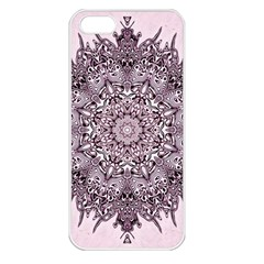 Sacred Art Shaman Shamanism Apple Iphone 5 Seamless Case (white)