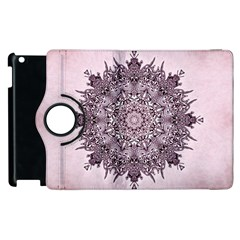 Sacred Art Shaman Shamanism Apple Ipad 3/4 Flip 360 Case