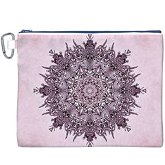 Sacred Art Shaman Shamanism Canvas Cosmetic Bag (XXXL)