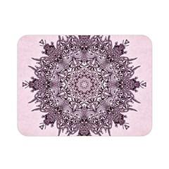 Sacred Art Shaman Shamanism Double Sided Flano Blanket (mini)