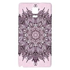 Sacred Art Shaman Shamanism Galaxy Note 4 Back Case