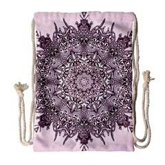 Sacred Art Shaman Shamanism Drawstring Bag (large)