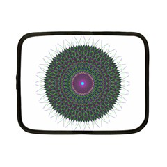 Pattern District Background Netbook Case (Small)