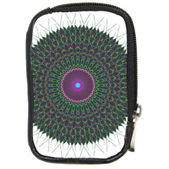 Pattern District Background Compact Camera Cases