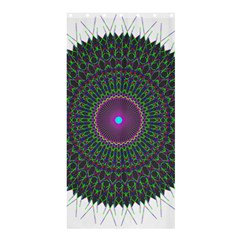 Pattern District Background Shower Curtain 36  X 72  (stall)
