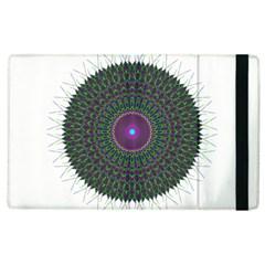 Pattern District Background Apple iPad 2 Flip Case