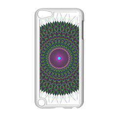 Pattern District Background Apple Ipod Touch 5 Case (white)