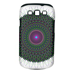 Pattern District Background Samsung Galaxy S III Classic Hardshell Case (PC+Silicone)