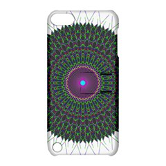 Pattern District Background Apple Ipod Touch 5 Hardshell Case With Stand