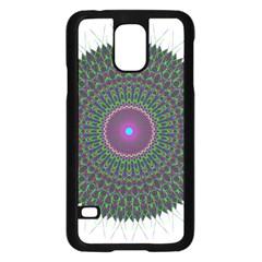 Pattern District Background Samsung Galaxy S5 Case (black)