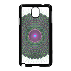 Pattern District Background Samsung Galaxy Note 3 Neo Hardshell Case (black)