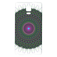 Pattern District Background Galaxy Note 4 Back Case
