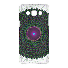 Pattern District Background Samsung Galaxy A5 Hardshell Case