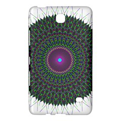 Pattern District Background Samsung Galaxy Tab 4 (7 ) Hardshell Case