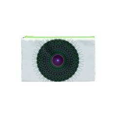 Pattern District Background Cosmetic Bag (xs)