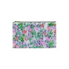 Softly Floral A Cosmetic Bag (Small)