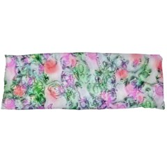Softly Floral A Body Pillow Case (Dakimakura)